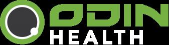 Odin Health Logo_white text