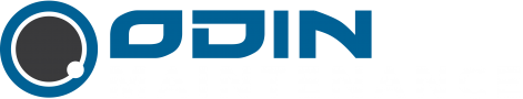 Odin Maintenance Logo_white