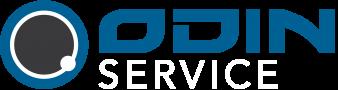 Odin Maintenance Logo_service - white